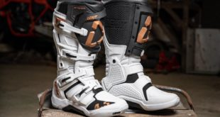 Leatt launch their 4.5 Moto Boot - boasting years of extensive development and testing.