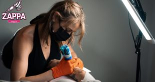 In our latest Tattoo Artist feature we delve into the story, and making of, full time artist,Sarah Jardim.