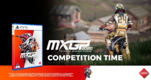 It's your chance discover what it means to be an MXGP champion. MXGP 2020 – The Official Motocross Videogame features the official 2020 FIM Motocross World Championship season. Stand a chance of winning a copy for PlayStation 5.