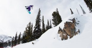 The inaugural Yeti Natural Selection snowboarding event elevated competitive snowboarding to a new level making use of the pure essence of the sport.