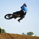 Grant Frerichs winning the MX3 class at Round 1 of the 2021 SA Motocross Nationals