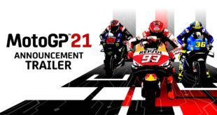 The most authentic and realistic MotoGP experience is coming in the next chapter of thetwo-wheeled racing simulation game. MotoGP 21 set to release on 22 April 2021. Watch the announcement trailer here.