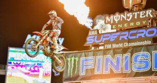 Take a look at the 250 and 450 Main Event highlights from Round 7 of the 2021 Monster Energy Supercross from Orlando.