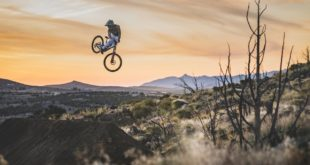Welcome to the ultimate Freeride MTB playground. Cam Zink provides exclusiveaccess to his private training facility in his lates video - Sandbox.