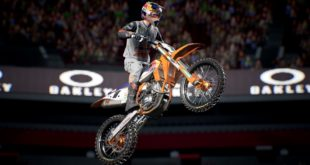 Discover what's new on Monster Energy Supercross – The Official Videogame 4 in the latest Features Trailer. Releasing on 11 March 2021.