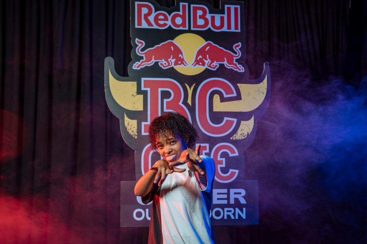 B-Girl Lee wins at the 2021 Red Bull BC One Cypher in Oudtshoorn