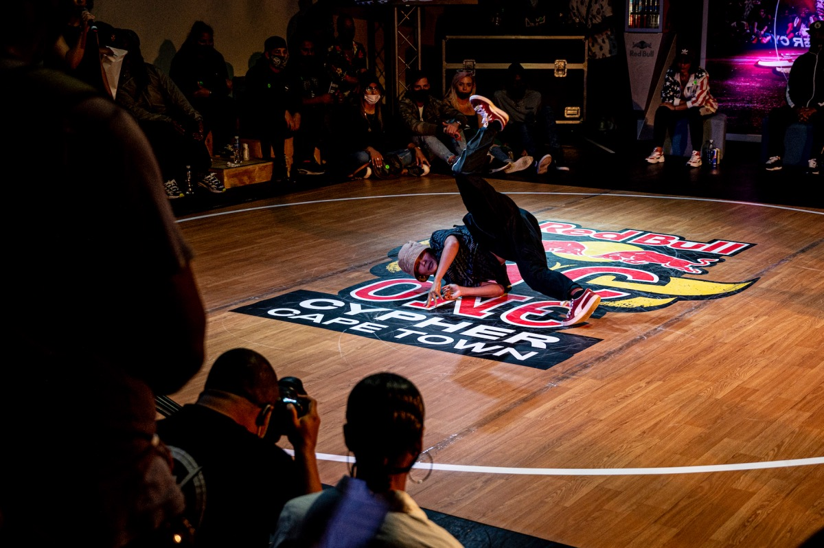 2021 Red Bull BC One Cypher breakdancing competition in Cape Town