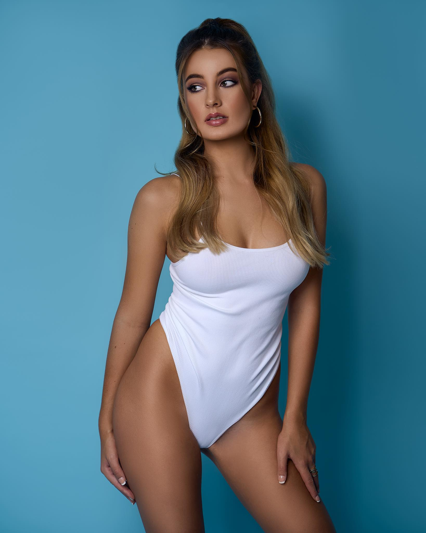 Genive Trimble features as our LW Babe of the Week