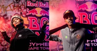 The third local qualifying cypher battle of the Red Bull BC One breaking competition took place this weekend in Cape Town. The competition had the city's best breakers from the Western Cape province battle it out for a spot to represent their hometown at the national final.