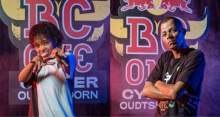 The final local qualifying cypher battle of the Red Bull BC One breaking competition took place this weekend in Oudtshoorn. The competition had the city's best breakers from the Western Cape province battle it out for a spot to represent their hometown at the national final.