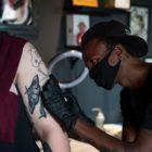 Meet Katz Mokoena as our featured Tattoo Artist of the Week
