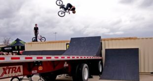 The 2021 Street Style stop fo the Toyota BMX Triple Challenge series took place in Arlington, Texas, with a unique course that saw 16 of the world's top riders competing for the top step of the podium. Watch the highlights video - filled with bangers.