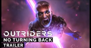 ​Outriders is set to release on 1 April 2021. In the latest No Turning Back trailer, see what led the Outriders to leave Earth for Enoch and The Anomaly that left them reborn and forever Altered.