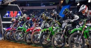 Take a look at the 250 and 450 Main Event highlights from Round 12 of the 2021 Monster Energy Supercross from Arlington.