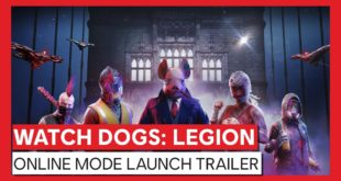 Experience the all-new Watch Dogs: Legion Online Mode for free, now available on Xbox One, Xbox Series X | S, PlayStation4 and5. Watch the launch trailer here.