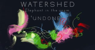 For the first single off the seventh Watershed studio album titled Elephant in the Room, lead singer and songwriter Craig Hinds channelled his creativity during lockdown into writing Undone. Watch the music video here.