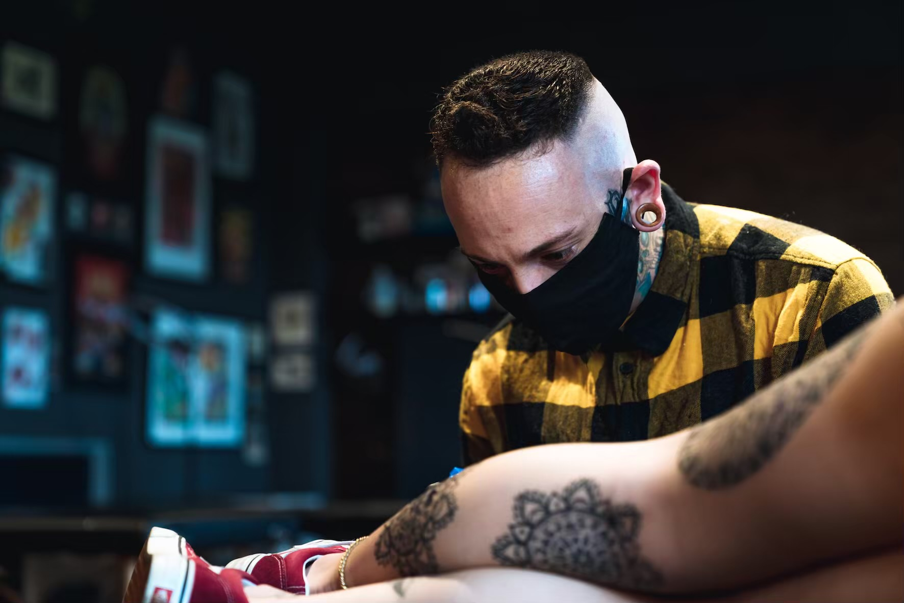 Interview with tattoo artist Peter Savage