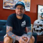 As a professional tattooist and tattoo shop owner, we bring you Jake de Gaye in our latest Tattoo Artist feature.