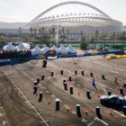 Jim McFarlane proved his mettle and strategy to emerge victorious at the Red Bull Car Park Drift South Africa Qualifier
