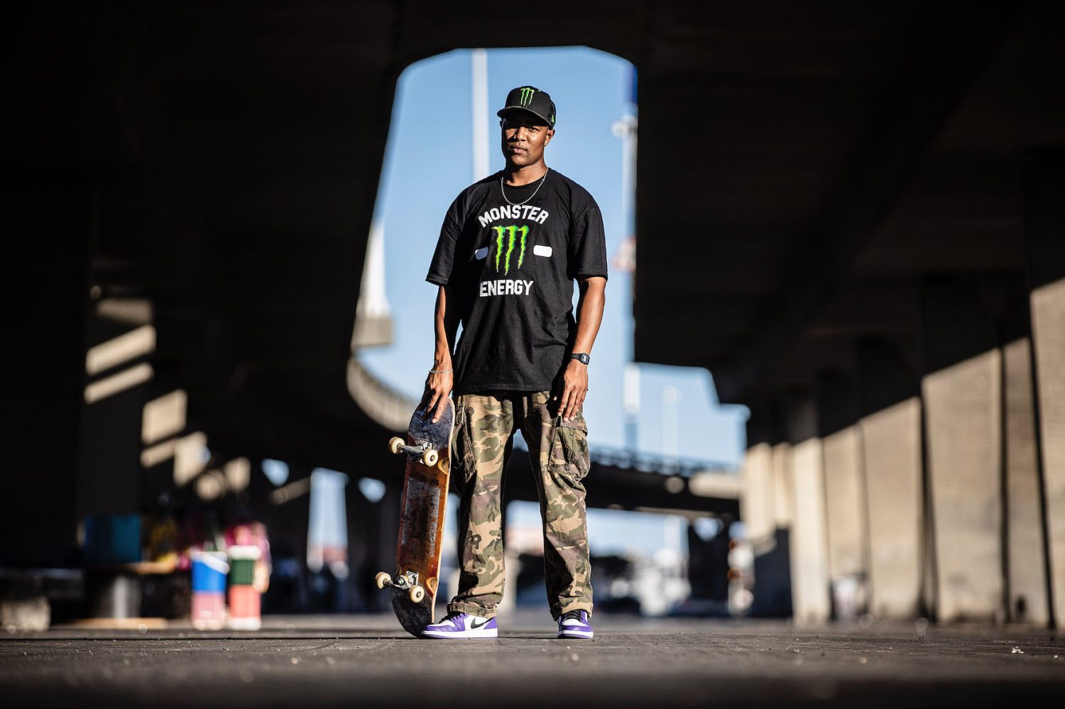 Having recently joined Monster Energy as their newest ambassador, we catch up with DJ Speedstato chat about his Metro FM show, skateboarding and new role.