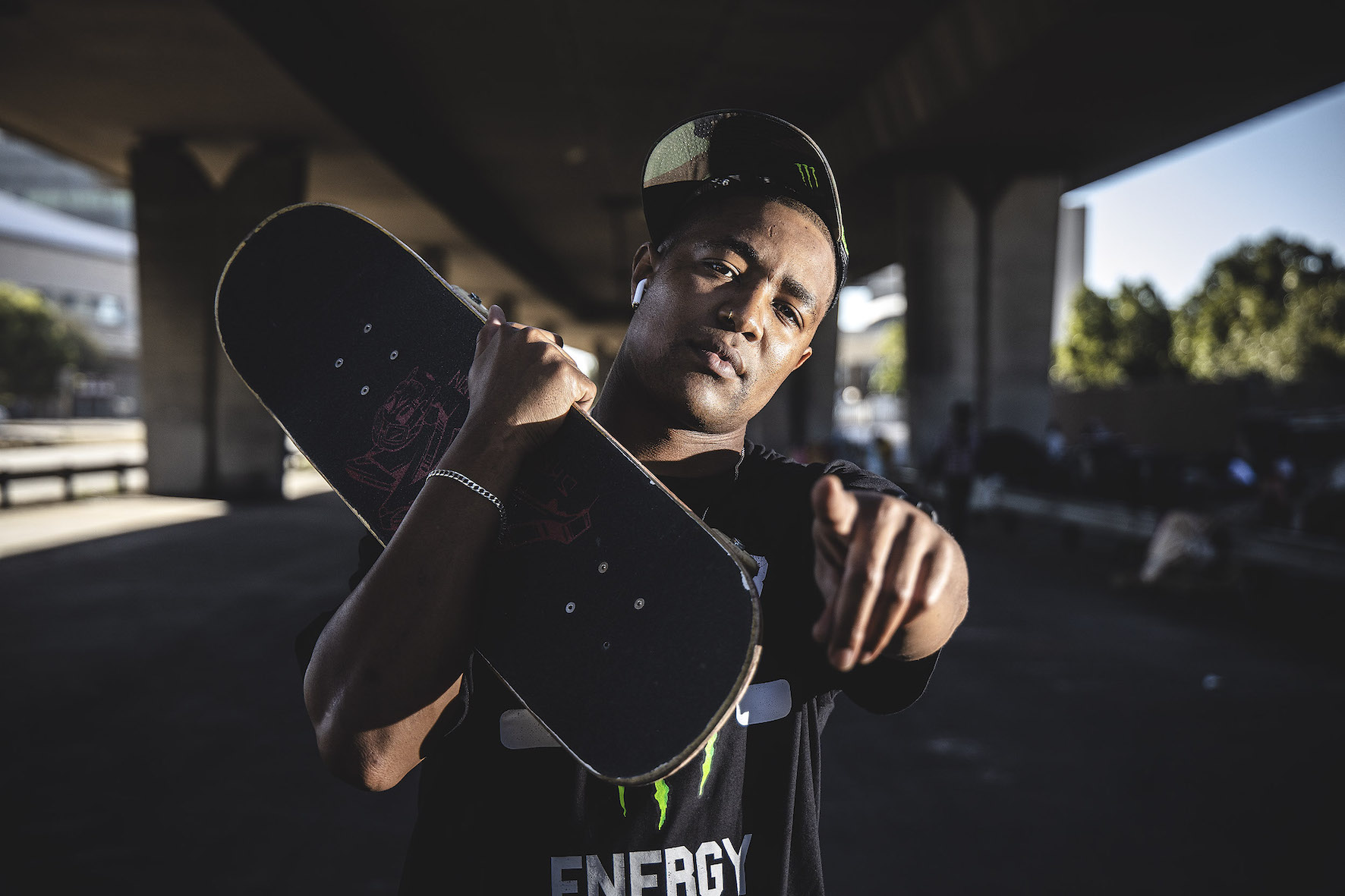 Interview with DJ Speedsta about joining Monster Energy
