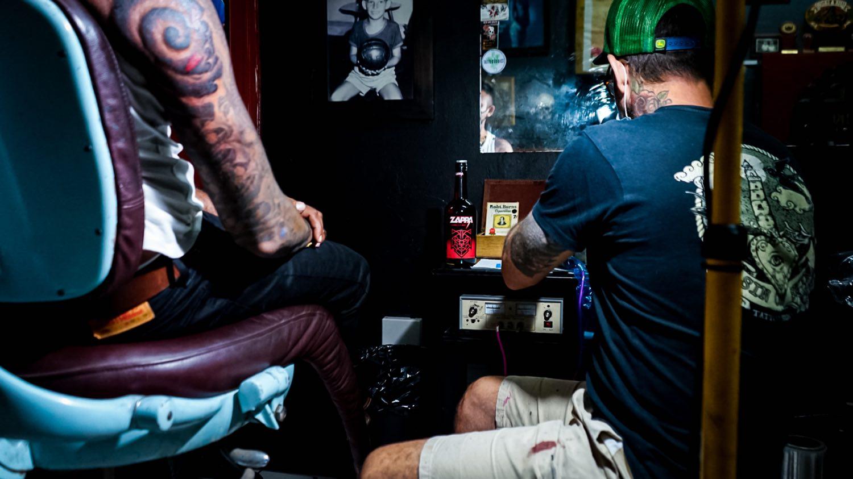 Interview with tattoo artist Jake de Gaye