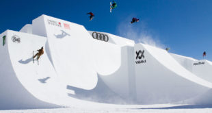 An innovative Snowpark and four days on nonstop riding concluded the 2021 edition of the Audi Nines in Crans-Montana, Switzerland.
