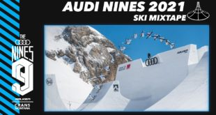 With the stoke levels cranked up and creativity having hit new heights at this year's Audi Nines session, we bring you the 2021 Ski Mixtape!