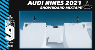 The Snowboard squadron unleashed a barrage of tricks with impeccable precision at this year's Audi Nines. Step aboard the 2021 Snowboard Mixtape and get stoked for one of the most creative explorations ever witnessed at the event.