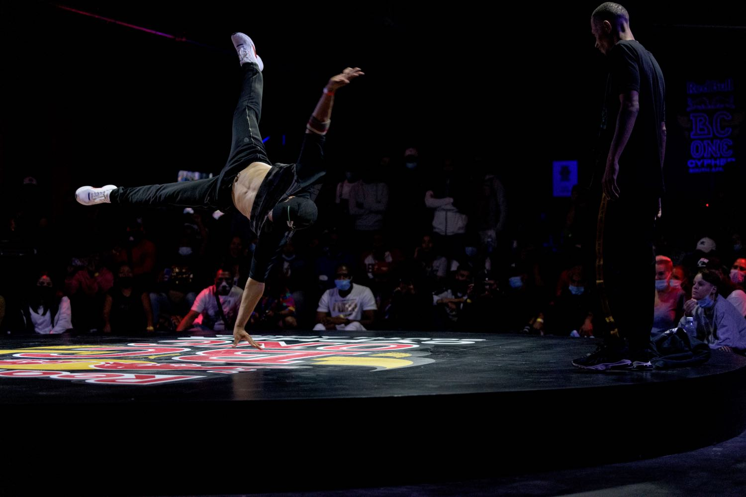 B-boyBenny wins the Red Bull BC One National Final