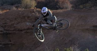 Bas Van Steenbergen revisited the Virgin, Utah desert to build, film and ride for three weeks straight, without the stress of competition. Enjoy the sweet sweet Freeride MTB shredage in CANVAS.
