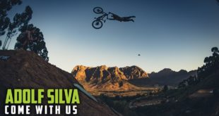 PresentingMonster Energy's Come With Ussix part video series. Episode 4: Ripping on a bike is what 23 year old Adolf Silva lives for. He risks his life for it; because it's what moves him, what makes him feel alive. If it's got wheels he'llride it, and if there'sa ramp he'lllikely jump it.