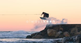 Matti Buys spent some time living in Kwazulu-Natal, South Africa, and gathered a stack of Wakeskating footage. Always Keen features the best of the best.