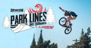 Announcing the the upcoming Park Lines BMX Tournament