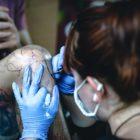 We talks tattoos with Tarryn Faye Brummage