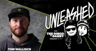 Monster Energy presents Unleashed with The Dingo and Danny Podcast. The fourthepisode features free-ski trailblazer Tom Wallisch, speaking on career-defining moments, pioneering a new way to turn pro, and his side gig as an X Games commentator. Winter sports fans, don't miss this one!