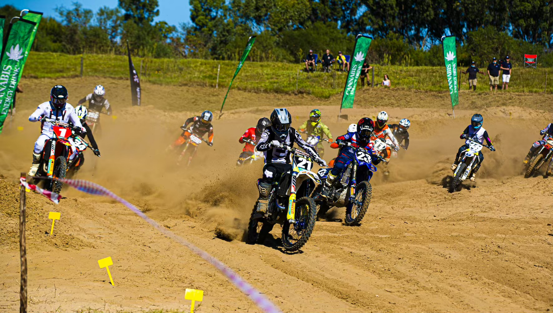 Race Report and Results from Round 2 of the 2021South African National Motocross Championship that took place over the long weekend at the Rover Raceway in Gqeberha.