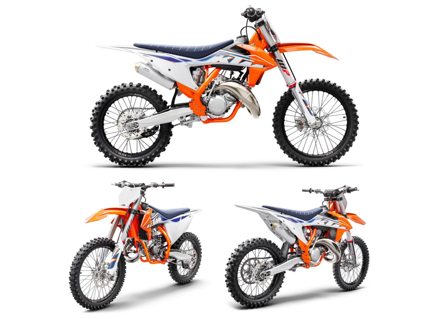Introducing the 2022 KTM 125 SX