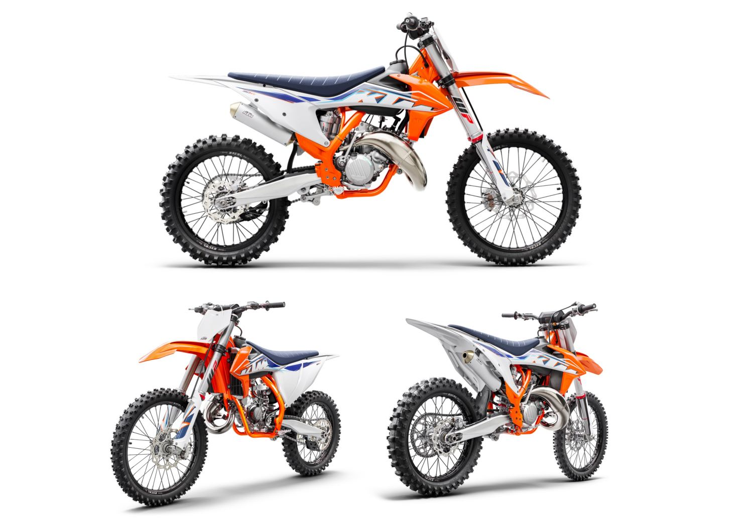 Introducing the 2022 KTM 150 SX