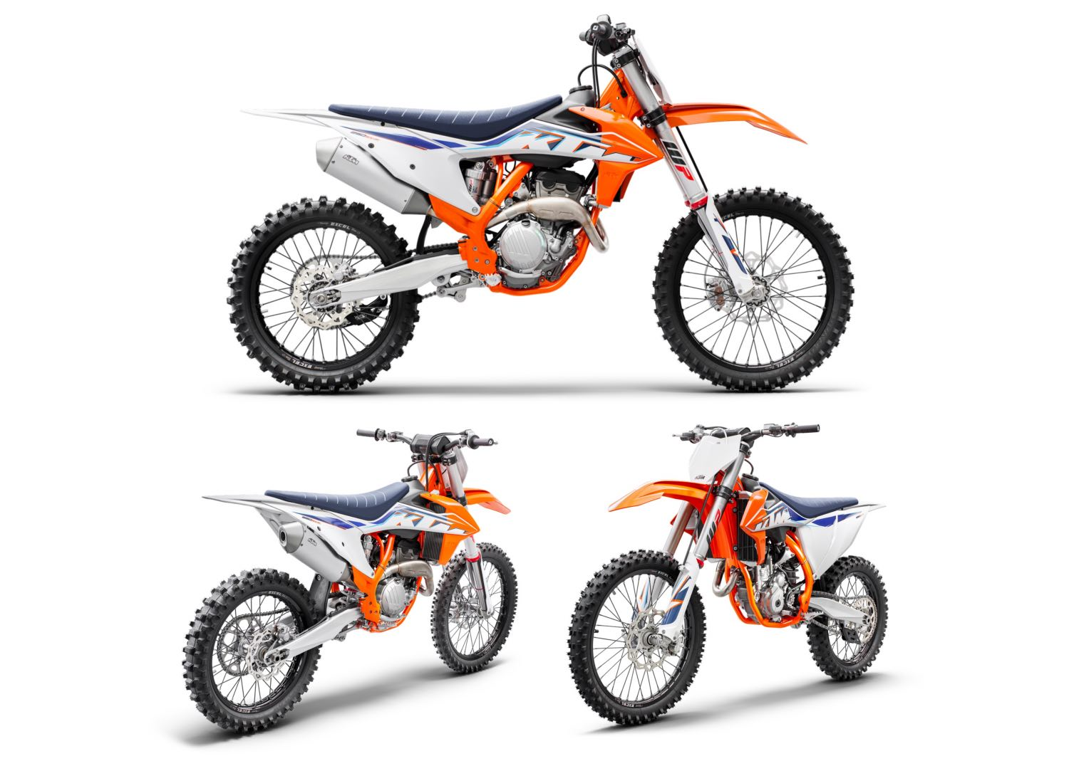 Introducing the 2022 KTM 250 SX-F