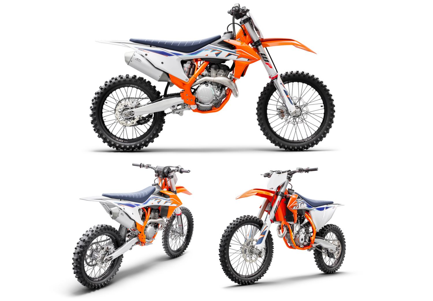 Introducing the 2022 KTM 350 SX-F