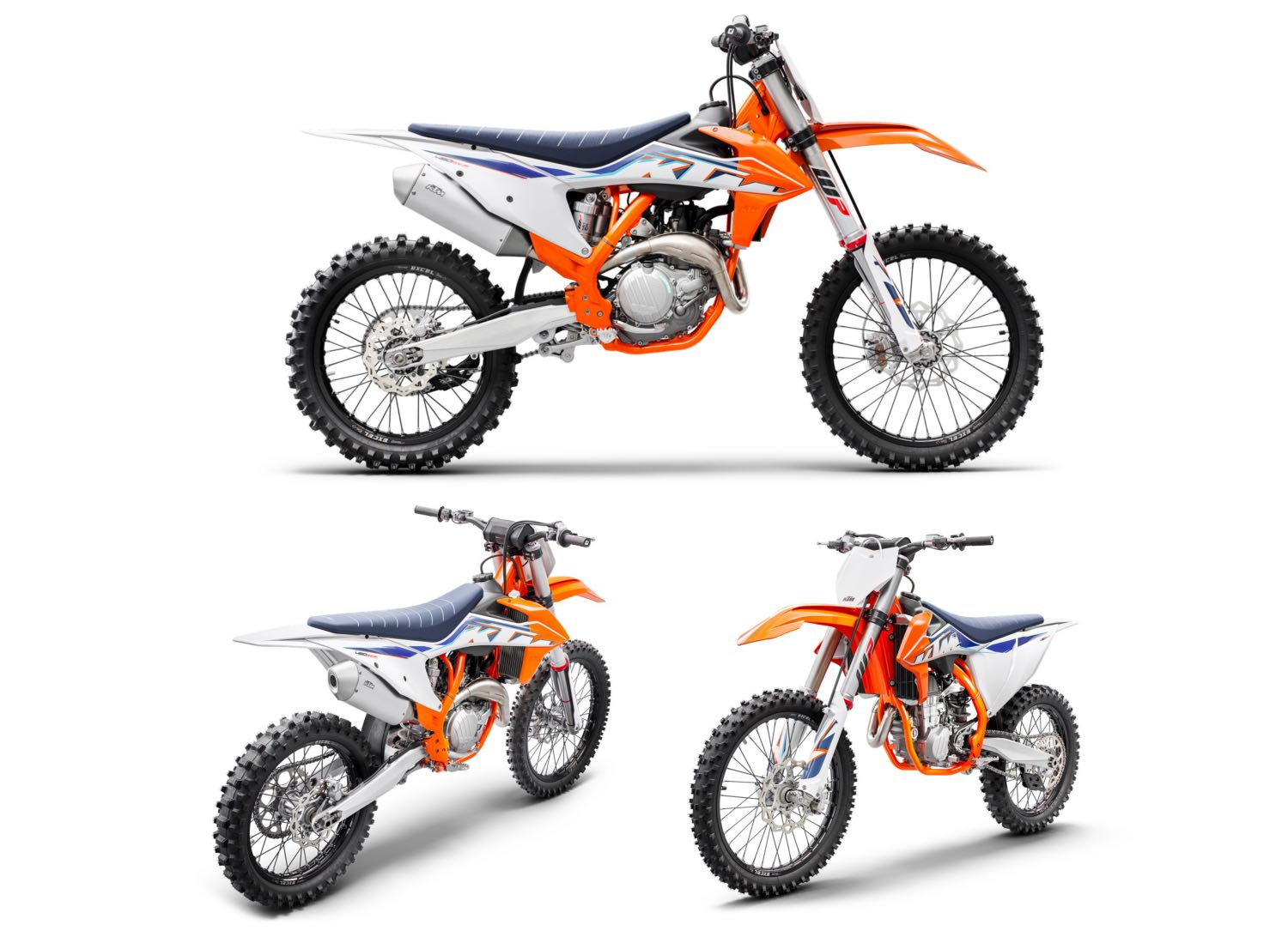 Introducing the 2022 KTM 450 SX-F