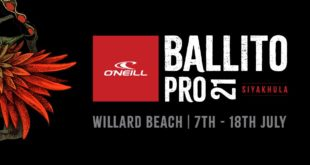 The Ballito Pro Presented by O'Neill will become the premier event for South Africa and the African continent on the World Surf League and Surfing South Africa calendar for 2021, showcasing the best Men, Women and Juniors surfing at Willard Beach in KwaDukuza from 7-18 July 2021.