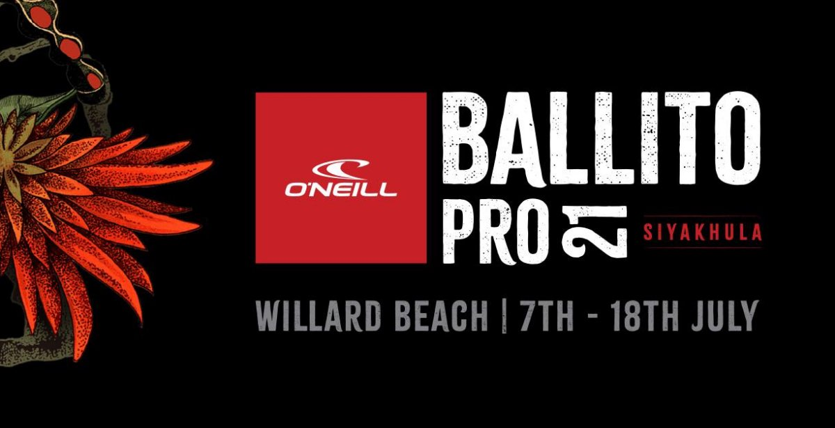 2021 Ballito Pro surfing event gives the green light