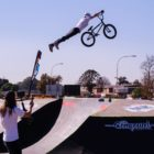 BMX park action at its best from Park Lines