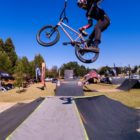 Vincent Leygonie finished in 1st at the Park Lines BMX Tournament