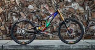 With the recent unveiling of TheSyndicate's 2021Santa Cruz V10 Downhill MTB line-up, we caught up with Greg Minnaar to get his perspective on the bike and chat a bit about the upcoming race season.