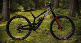 Johann Potgieter 2021 YT Industries TUES Bike Check