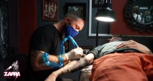 We get to know Dudley Landsberg in this week's Tattoo Artist feature, as we discuss his career, how he first got into the trade, his style of work, and more.