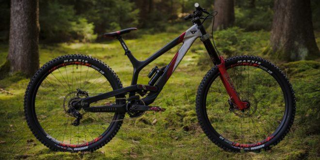 Johann Potgieter 2021 YT Industries TUES Bike Check